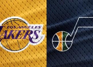 Utah Jazz vs Los Angeles Lakers