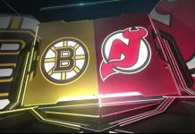 Boston Bruins vs. New Jersey Devils