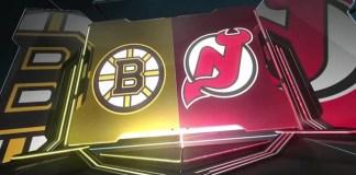Boston Bruins vs. New Jersey Devils