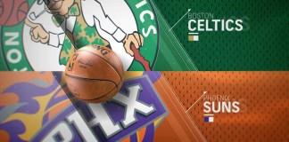 Boston Celtics at Phoenix Suns