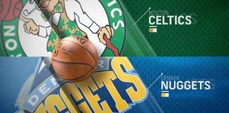 Boston Celtics vs Denver Nuggets