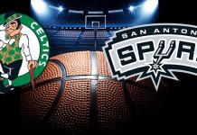 Boston Celtics vs. San Antonio Spurs