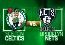 Brooklyn Nets at Boston Celtics