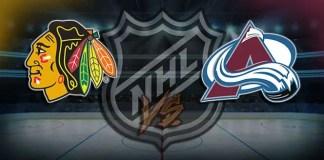Colorado Avalanche vs. Chicago Blackhawks