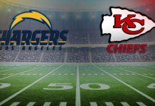 Kansas City Chiefs vs Los Angeles Chargers