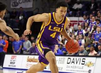 LSU Tigers at VCU Rams