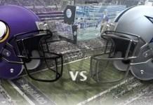 Minnesota Vikings at Dallas Cowboys