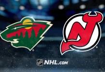Minnesota Wild vs. New Jersey Devils