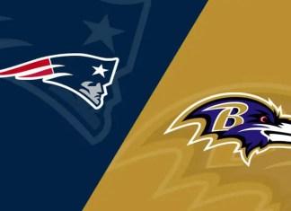 New England Patriots @ Baltimore Ravens