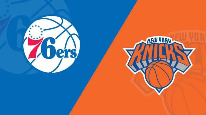 Philadelphia 76ers at New York Knicks