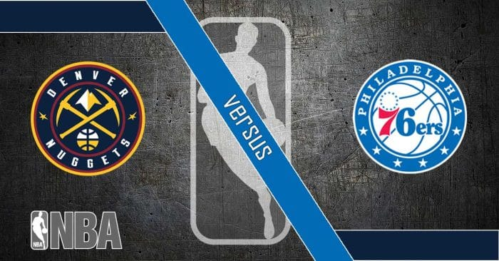 76ers vs nuggets - photo #2