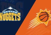 Phoenix Suns vs. Denver Nuggets