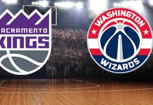 Sacramento Kings at Washington Wizards