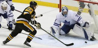 Toronto Maple Leafs at Pittsburgh Penguins
