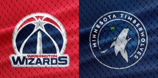 Washington Wizards vs. Minnesota Timberwolves