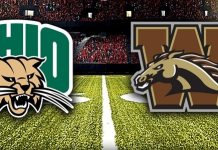Western Michigan at Ohio