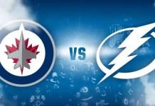 Winnipeg Jets vs. Tampa Bay Lightning