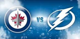 Winnipeg Jets vs. Tampa Bay Lightning