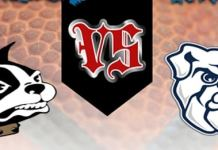 Wofford Terriers at Butler Bulldogs