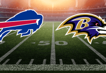 Baltimore Ravens at Buffalo Bills