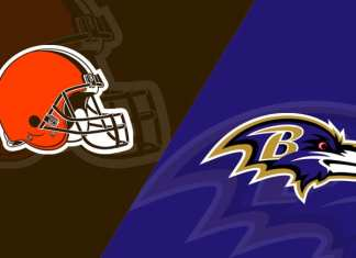 Baltimore Ravens at Cleveland Browns