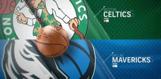 Boston Celtics vs. Dallas Mavericks