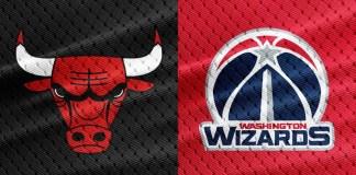 Chicago Bulls vs. Washington Wizards