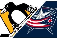 Columbus Blue Jackets at Pittsburgh Penguins