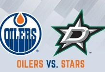 Edmonton Oilers at Dallas Stars
