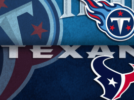 Houston Texans at Tennessee Titans