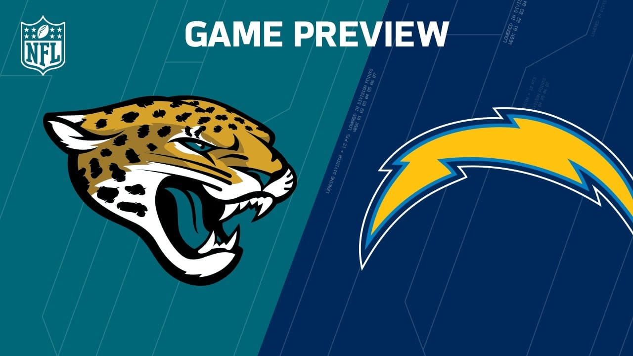 What Does Ats Mean >> Los Angeles Chargers at Jacksonville Jaguars NFL Week 14 ...