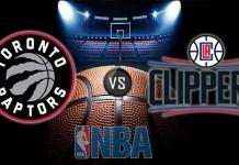 Los Angeles Clippers vs. Toronto Raptors