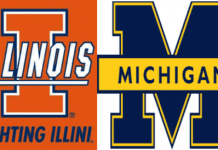 Michigan Wolverines vs. Illinois Fighting Illini