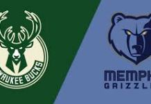 Milwaukee Bucks at Memphis Grizzlies