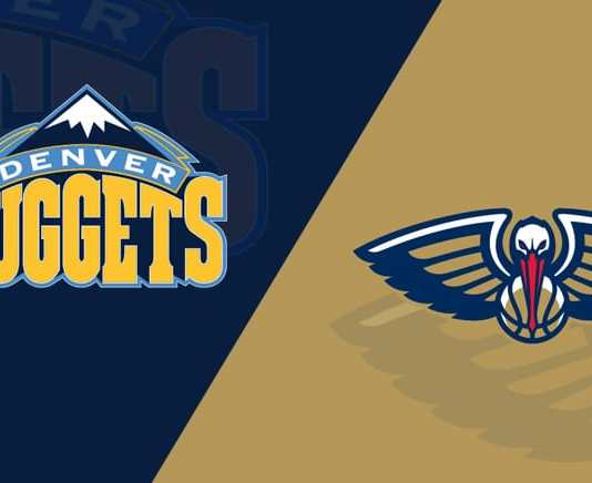 New Orleans Pelicans at Denver Nuggets