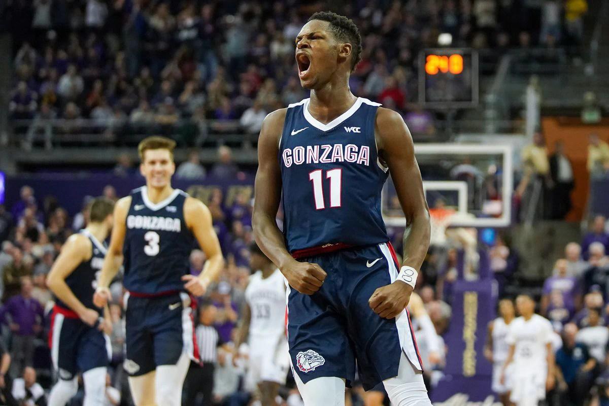 North Carolina Tar Heels at Gonzaga Bulldogs Betting Pick ...Gonzaga Basketball
