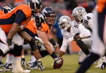 Oakland Raiders at Denver Broncos