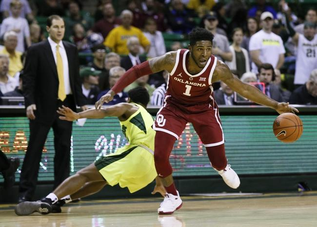 Oklahoma Sooners at North Texas Mean