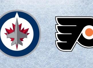 Philadelphia Flyers vs. Winnipeg Jets