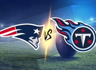 Tennessee Titans at New England Patriots