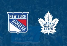 Toronto Maple Leafs vs. New York Rangers