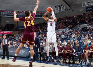 UConn Huskies vs. Indiana Hoosiers