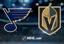 Vegas Golden Knights vs. St. Louis Blues