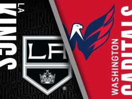 Washington Capitals vs. Los Angeles Kings