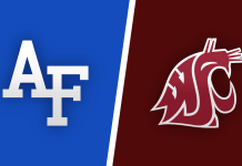 Washington State Cougars vs Air Force Falcons