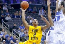 Akron Zips at Kent State Golden Flashes