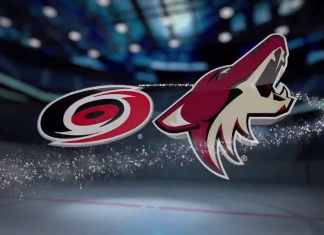 Arizona Coyotes vs. Carolina Hurricanes