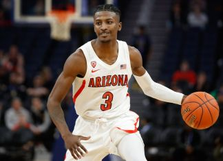 Arizona Wildcats at Oregon State Beavers