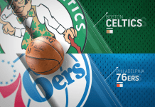 Boston Celtics at Philadelphia 76ers