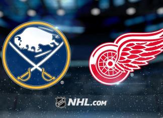 Buffalo Sabres vs. Detroit Red Wings
